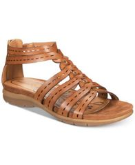 Image of Baretraps Kaiser Flat Gladiator Sandals