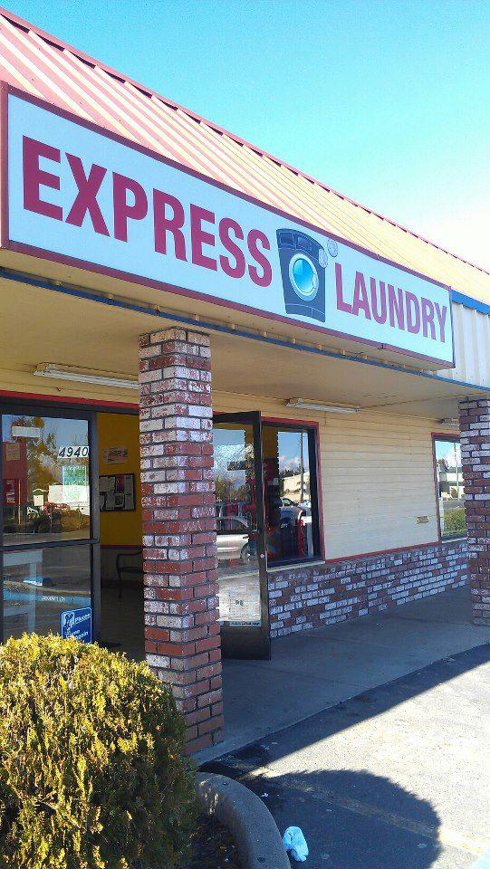 Video Express / Laundry Express