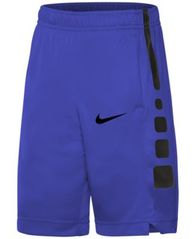 Image of Nike Elite Stripe Dri-FIT Shorts, Little Boys