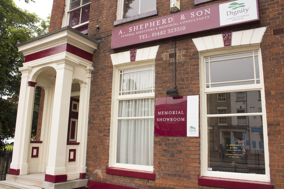 A Shepherd & Son Funeral Directors in Hull