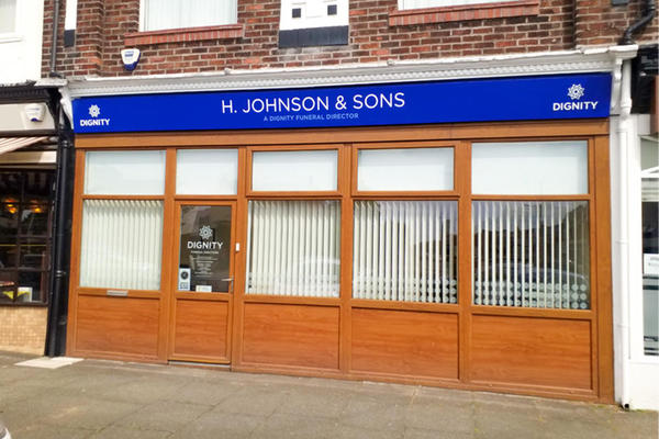 H. Johnson & Sons Funeral Directors in Churchtown, Southport