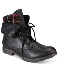 Image of ZIGI Rock & Candy Spraypaint-Q Combat Booties