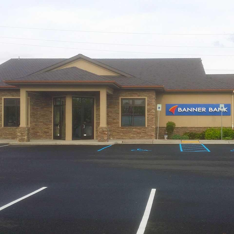 Banner Bank Bryden branch in Lewiston, Idaho