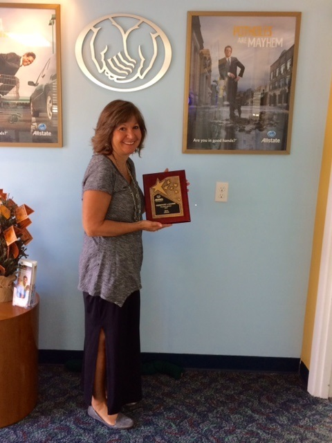 Rona M. Church - Trusted Advisor New Award