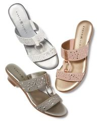 Image of Karen Scott Eanna Sandals, Created for Macy's