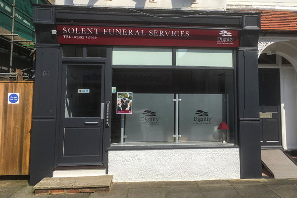 Solent Funeral Directors in Lee-on-the-Solent
