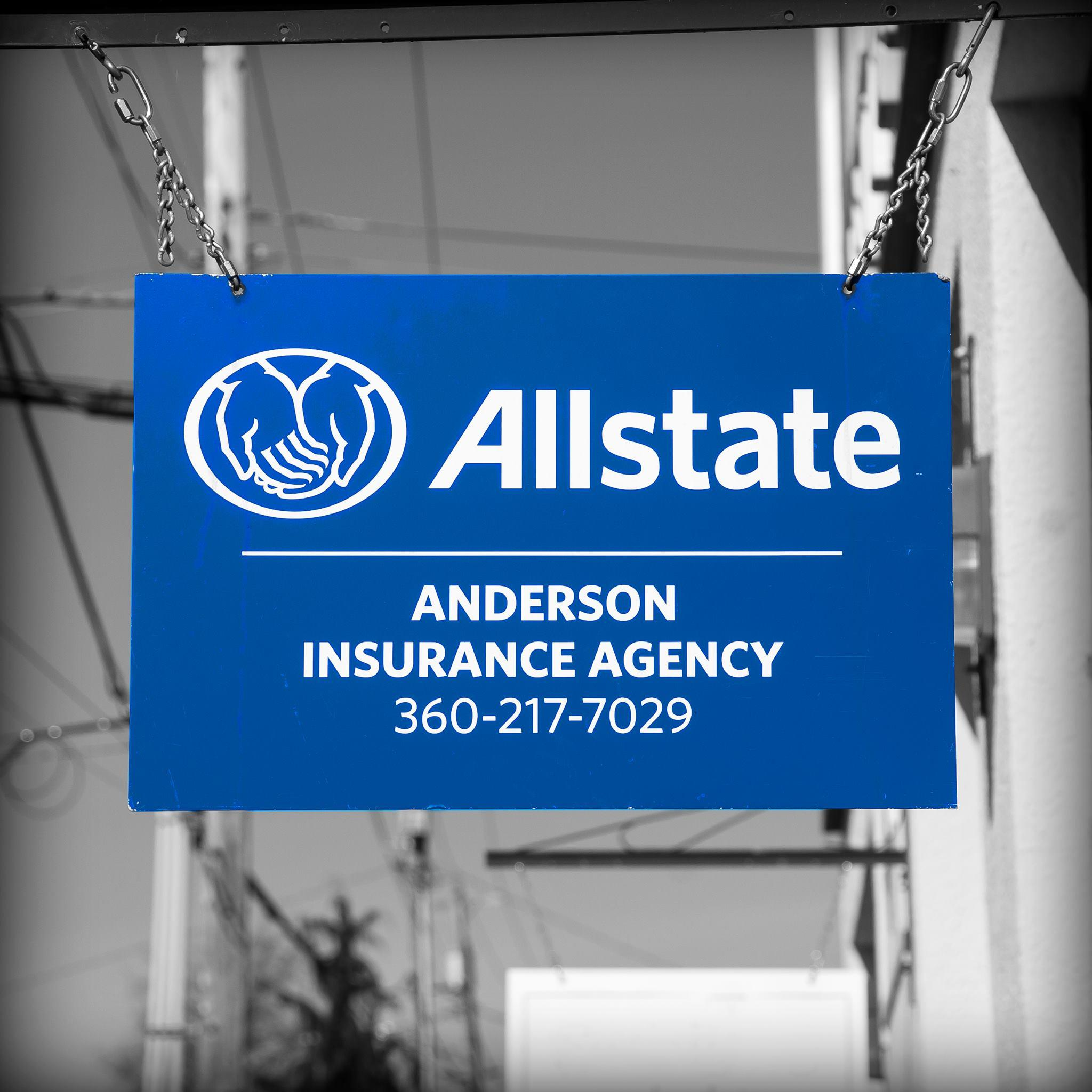 Allstate Car Insurance: Car Insurance In Snohomish, WA - Robert Anderson