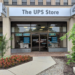 The Ups Store Tenleytown Cleveland Park Shipping Packing