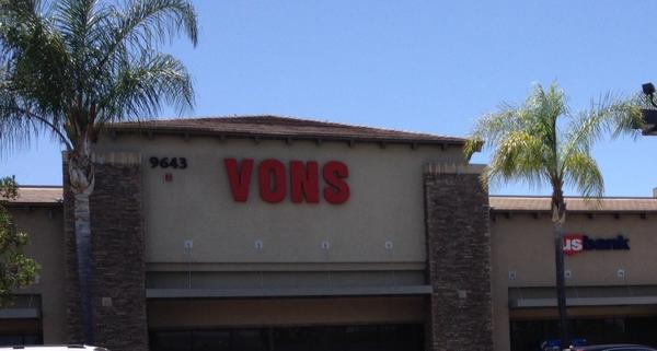 Vons Pharmacy Mission Gorge Rd Store Photo