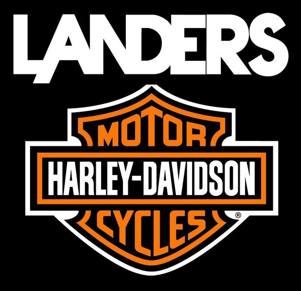 Brooke Brolo - We are proud supporters of Landers Harley Davidson