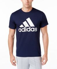 Image of adidas Men's Badge of Sport Classic Logo T-Shirt
