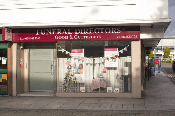 Ginns & Gutteridge Funeral Directors in Long Eaton