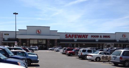Safeway Store Front Picture at 2507 W Wellesley Ave in Spokane WA
