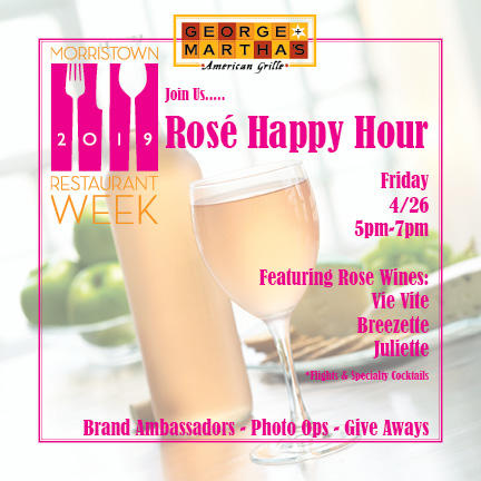Rose Happy Hour