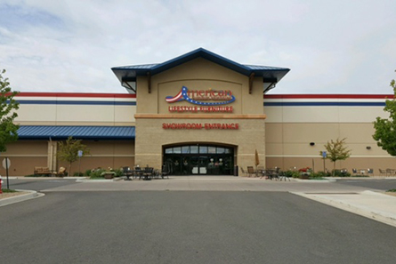Superieur The Grand Junction American Furniture Warehouse Is Your Home For The  Largest Selection Of Furniture In Colorado. Customers Enjoy The Largest  Selection Of ...