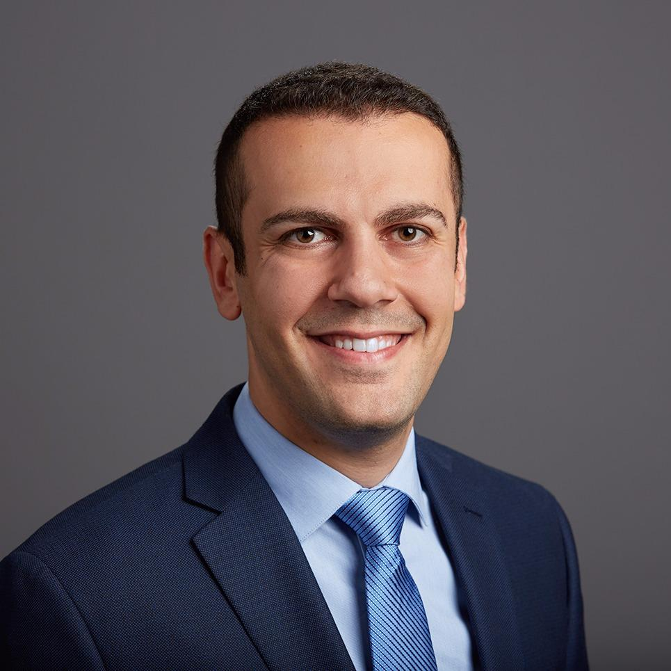 Headshot photo of Laith J Yahya, DDS