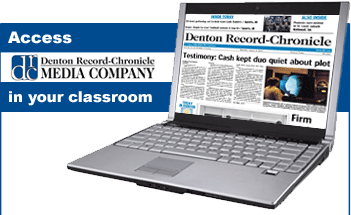 Denton Record - Chronicle Newspapers in Education Program