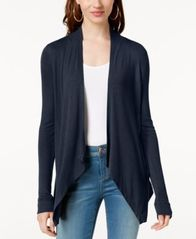 Image of I.N.C. Draped Cardigan, Created for Macy's