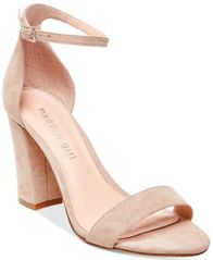 Image of Madden Girl Bella Two-Piece Block Heel Sandals