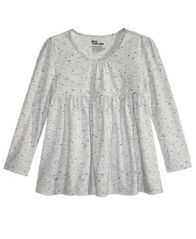 Image of Epic Threads Polka-Dot T-Shirt, Little Girls (4-6X), Created for Macy's