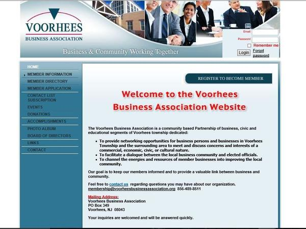 Voorhees Business Association