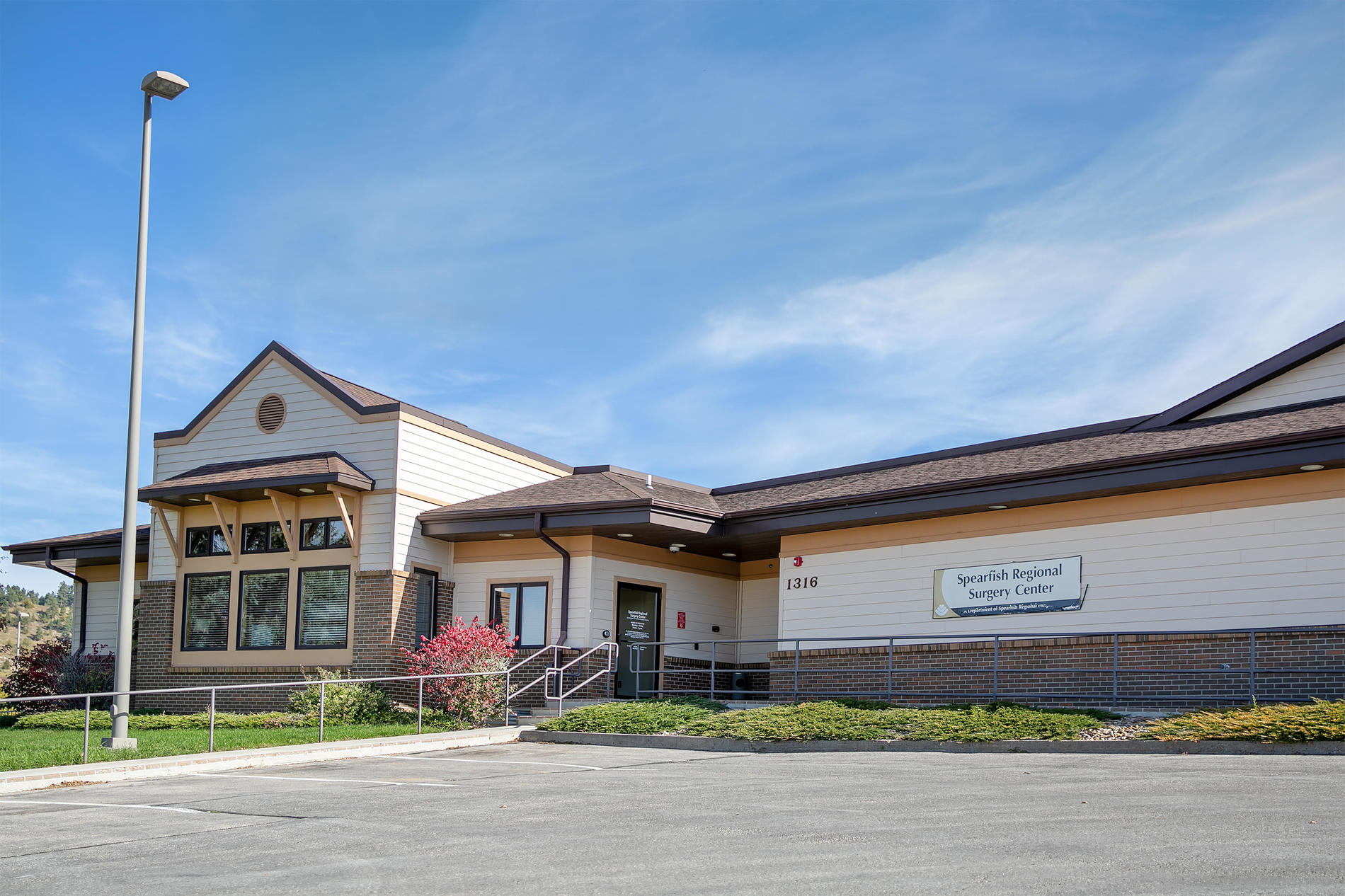 Photo of Regional Health Surgery Center Spearfish