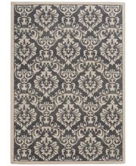 "Image of CLOSEOUT! Oriental Weavers Warren Cove WC530K Damask 1'10"" x 2'10"" Area Rug"