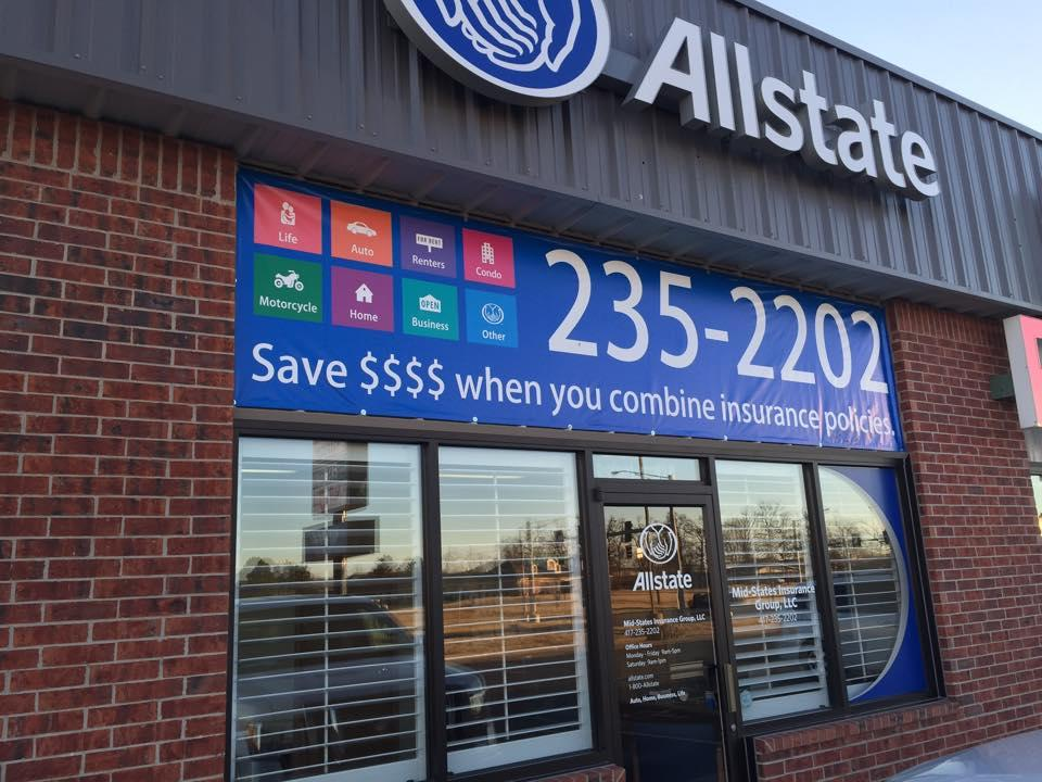 Life home car insurance quotes in monett mo for Allstate motor club hotel discounts