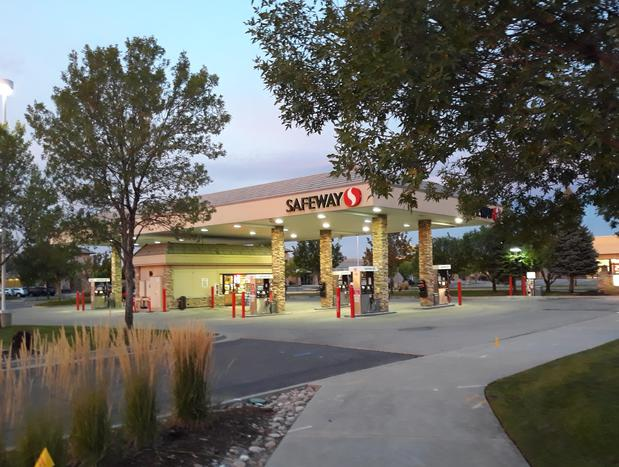 Safeway Fuel Station Store Front Picture - 3900 W 144th Ave in Broomfield CO
