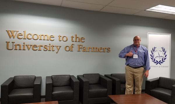Farmers® Agents Really Do Go To The University of Farmers