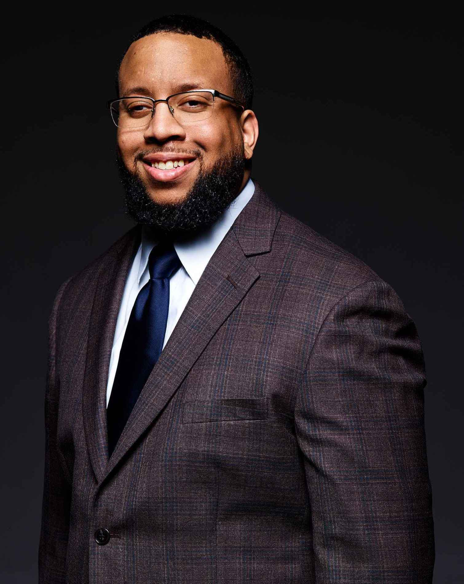 Photo of Aaron D. Hudson - Morgan Stanley