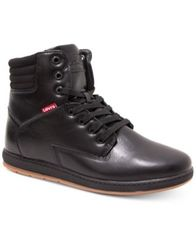 Image of Levi's® Men's Fletcher II Burnish II High-Top Sneakers