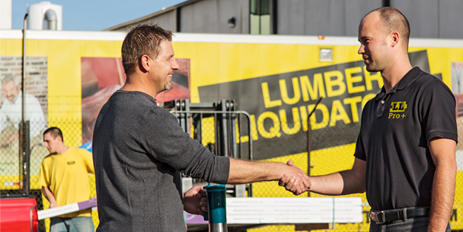 Lumber Liquidators Pro in Harahan - Call 800-274-2360