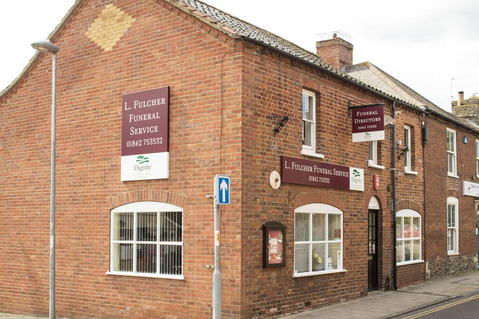 L Fulcher Funeral Directors in Thetford