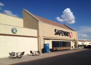 Safeway store front picture of 101 Naco Rd in Bisbee AZ