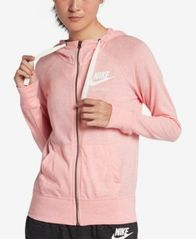 Image of Nike Gym Vintage Full-Zip Hoodie
