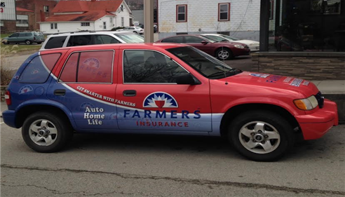 Check out our Farmer® Mobile at Savage Insurance in Livingston TN.