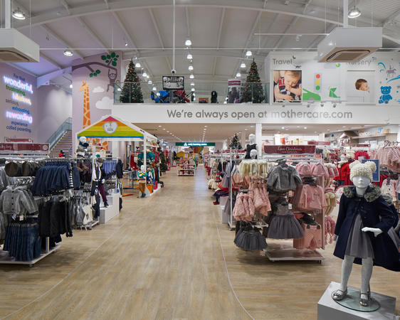 Mothercare Cribbs Causeway store overview