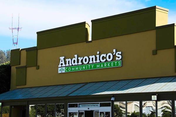 Andronico's Monterey Store Photo
