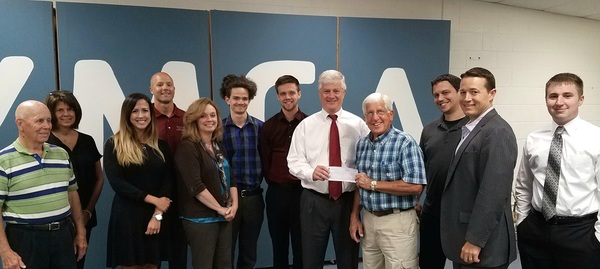 Richard Lake - Allstate Foundation Helping Hands Grant Helps Richmond Family YMCA