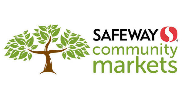 Safeway Community Markets Catering.  Image of a Tree.