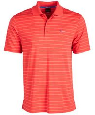 Image of Attack Life by Greg Norman Men's 5 Iron Stripe Polo, Created for Macy's