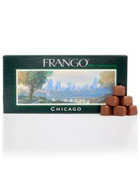 Image of Frango Chocolates Chicago Collection 45-Pc. Mint Milk Chocolates, Created for Macy's