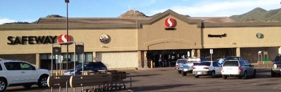 Safeway G St Store Photo