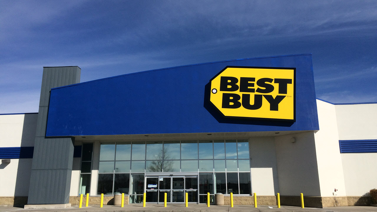 Best Buy Shawnessy Towne Centre