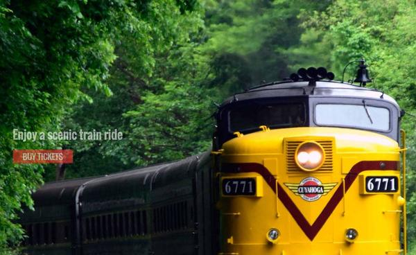 Tracy McKenica Besenyodi - Cuyahoga Valley Scenic Railroad