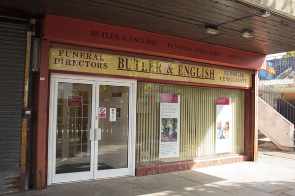 Butler & English Funeral Directors in Laindon