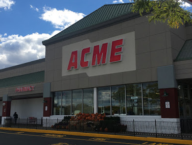 Acme Markets store front picture at 481 River Rd in Edgewater NJ