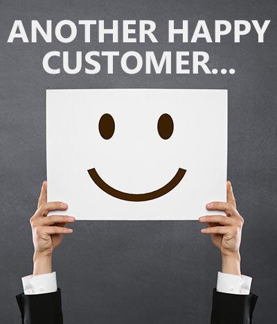 We Focus on The Customer's Needs!