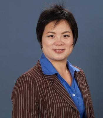 Photo of Sarah Kuang